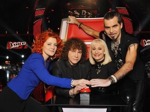 Talent: parte 'The Voice of Italy' (e riparte 'X Factor')