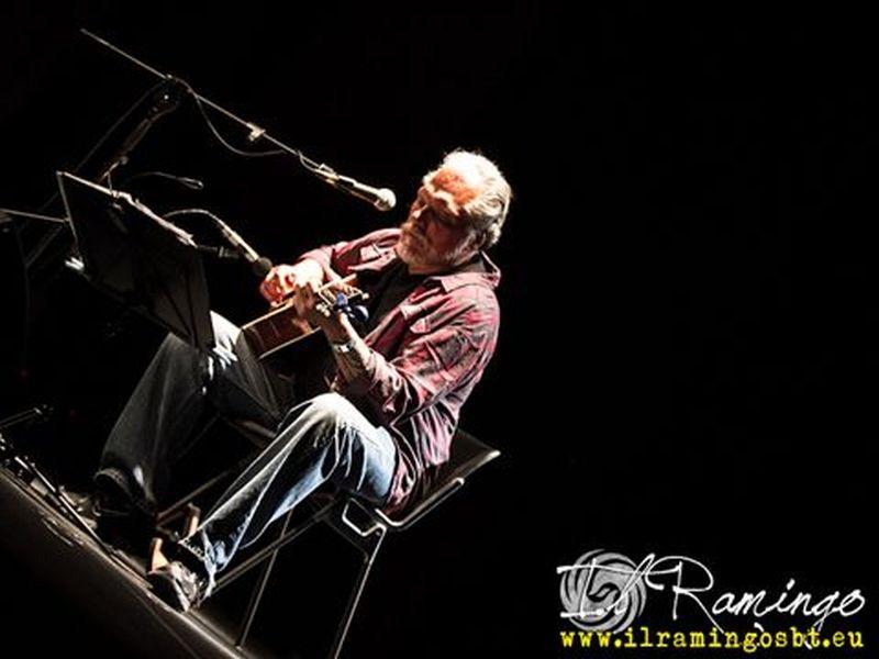 25 maggio 2012 - Guitar Acoustic Meeting - Fortezza Firmafede - Sarzana (Sp) - Jorma Kaukonen in concerto