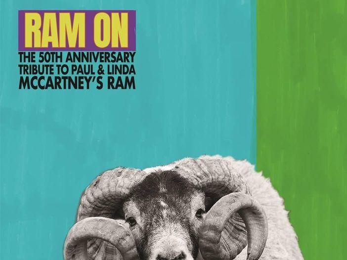 """""""Ram"""" di Paul McCartney compie 50 anni: la versione-tributo di Denny Seiwell"""