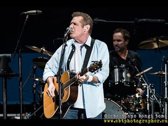 Eagles, ieri sera il loro primo concerto senza Glenn Frey - VIDEO