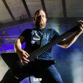20 giugno 2018 - Estragon - Bologna - Meshuggah in concerto