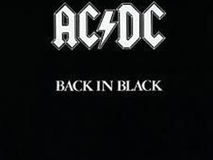 """AC/DC, 40 anni di """"Back in Black"""": la title track e le sue cover"""