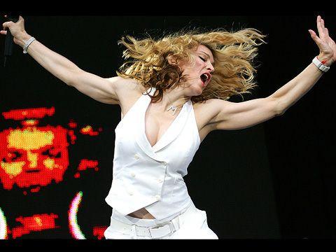 Madonna vince il Top Touring Award, nel 2012 ha incassato 305 milioni