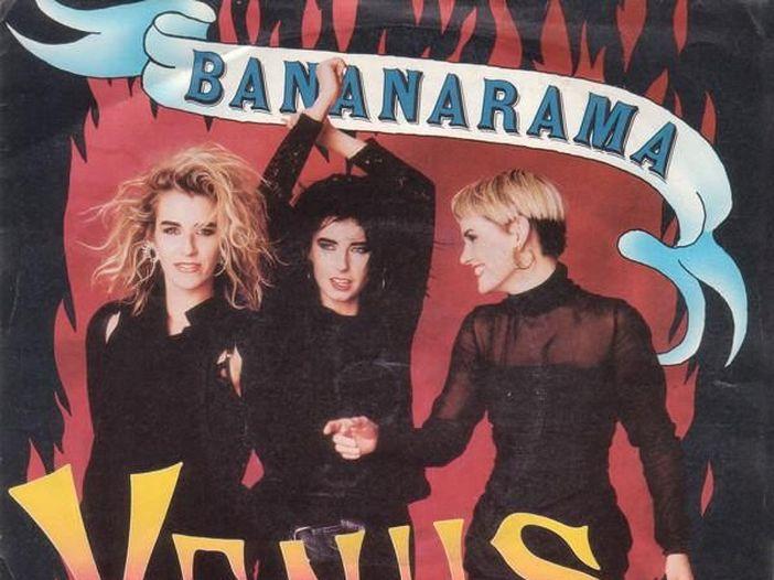 "Covers story: ""Venus"" delle Bananarama"