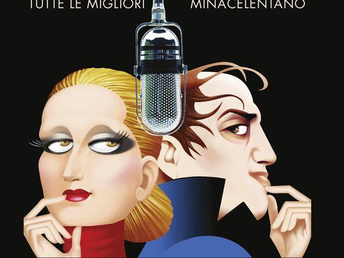 Mina e Celentano: annunciato il nuovo inedito intitolato 'Eva' - COPERTINA
