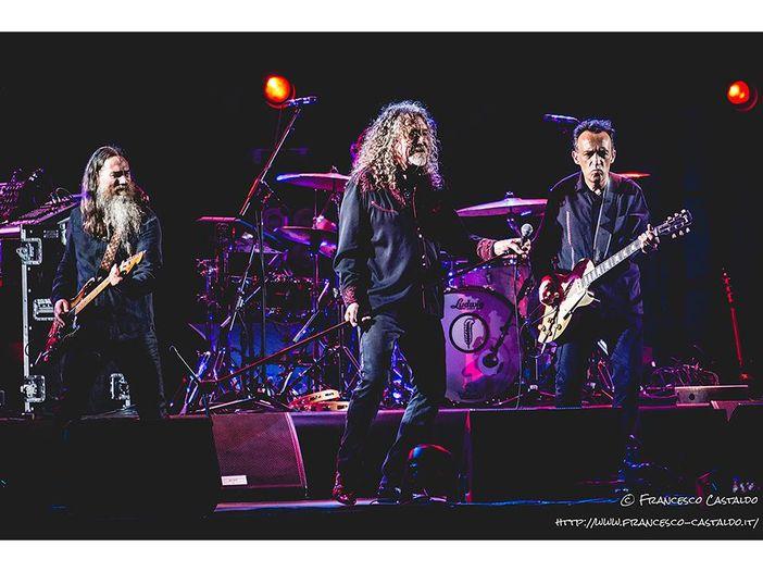 Led Zeppelin: Robert Plant ha sognato il compianto John Bonham