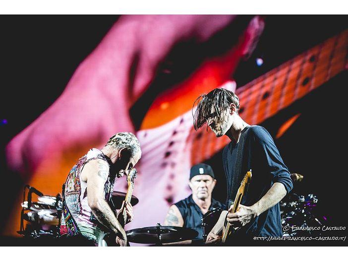 Red Hot Chili Peppers, Josh Klinghoffer commenta il ritorno di Frusciante