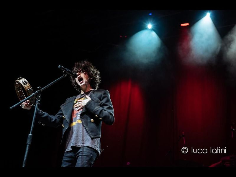 2 aprile 2017 - Gran Teatro Geox - Padova - LP in concerto