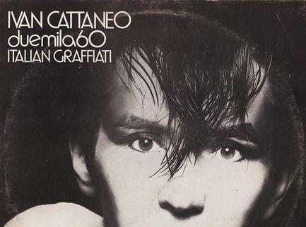 "Ivan Cattaneo, 40 anni da ""Italian Graffiati"". Videointervista"