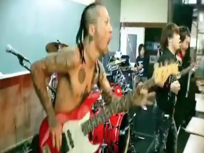 Maximum the Hormone, la versione giapponese dei System Of a Down - VIDEO