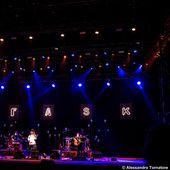 30 giugno 2021 – Cavea Auditorium Parco della Musica - Roma – Fast Animals and Slow Kids in concerto