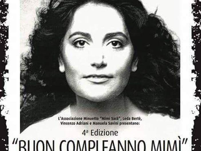 """Il 30 settembre a Milano """"Buon compleanno Mimì"""", serata in ricordo di Mia Martini con Enrico Ruggeri, Stadio, Ron e altri - LOCANDINA"""
