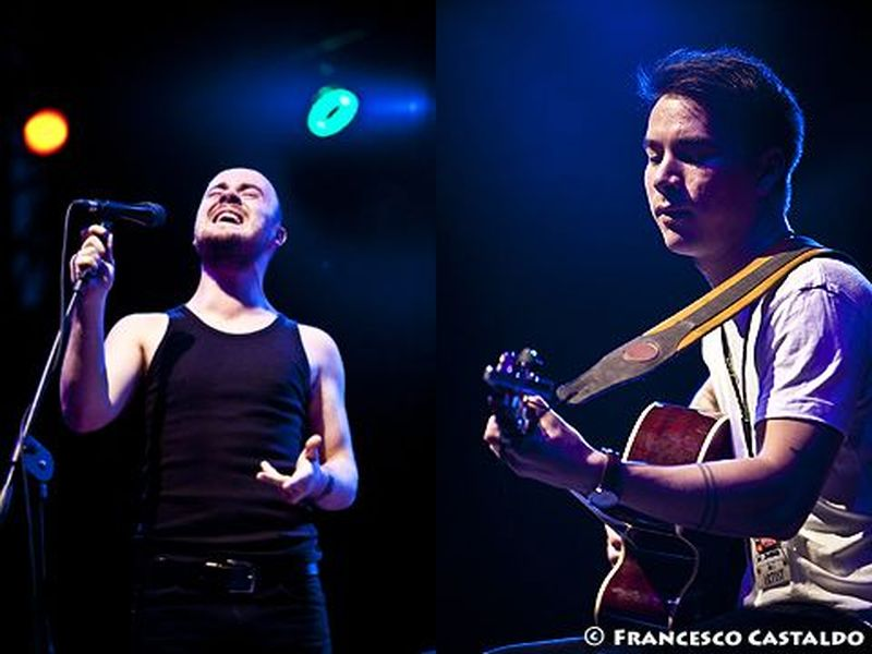 23 luglio 2012 - 10 Giorni Suonati - Castello - Vigevano (Pv) - Maverick Sabre in concerto