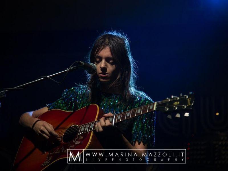 12 aprile 2017 - Piazza delle Feste - Genova - Lucio Corsi in concerto