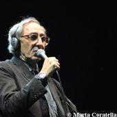 15 Luglio 2011 - Rock in Roma - Ippodromo delle Capannelle - Roma - Franco Battiato in concerto