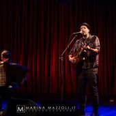 12 marzo 2016 - Teatro La Claque - Genova - Marco Iacampo in concerto
