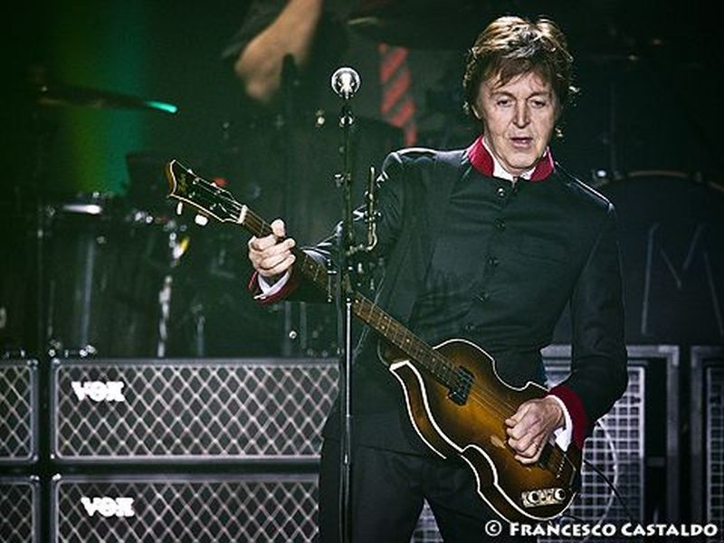 27 Novembre 2011 - MediolanumForum - Assago (Mi) - Paul McCartney in concerto