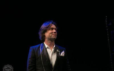 6 novembre 2015 - Barezzi Festival - Teatro Regio - Parma - Rufus Wainwright in concerto