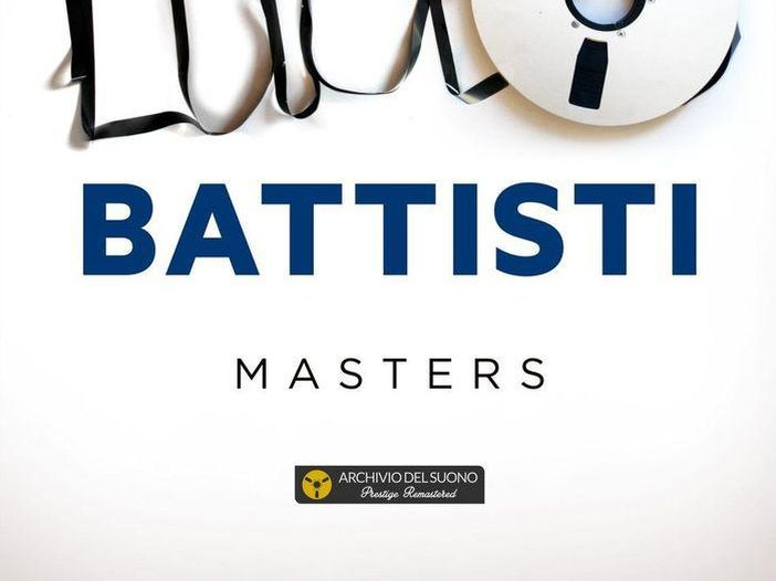Lucio Battisti: per i 50 anni di '29 settembre' esce 'Masters' con 60 brani rimasterizzati a 24bit/192khz dai nastri originali