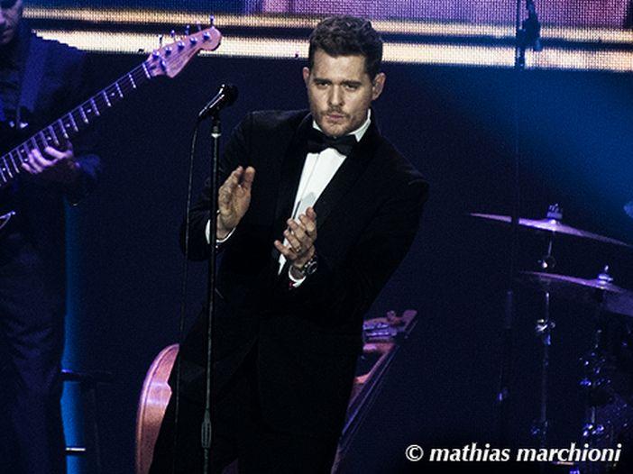 "Michael Bublé, esce l'album ""Love"" - COPERTINA/TRACKLIST"