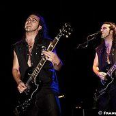 14 Novembre 2011 - Alcatraz - Milano - Fury Uk in concerto