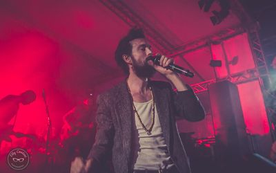 1 settembre 2016 - Unaltro Festival - Circolo Magnolia - Segrate (Mi) - Edward Sharpe and The Magnetic Zeros in concerto