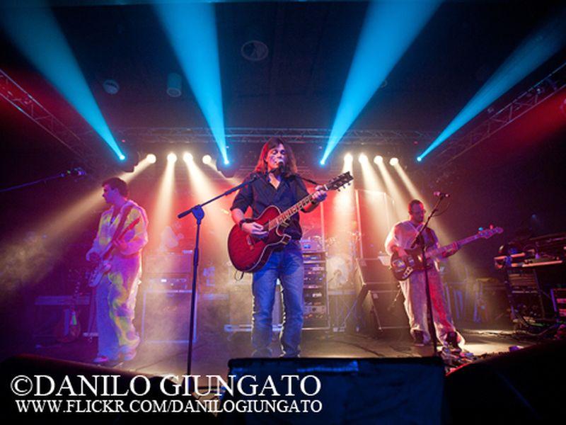 12 Aprile 2012 - Viper Theatre - Firenze - Gianluca Grignani in concerto