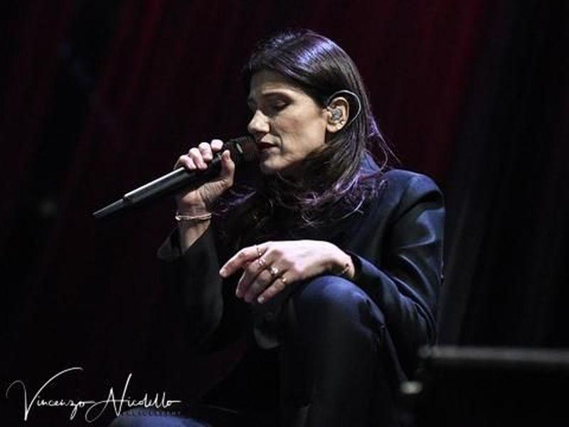 25 novembre 2019 - PalaAlpitour - Torino - Elisa in concerto