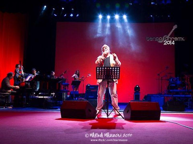 2 ottobre 2014 - Club Tenco - Teatro del Casinò - Sanremo (Im) - Eugenio Finardi in concerto