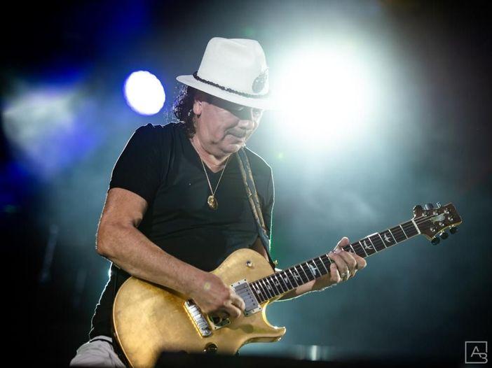 Carlos Santana, nel nuovo album ospite anche Kirk HammettdeiMetallica
