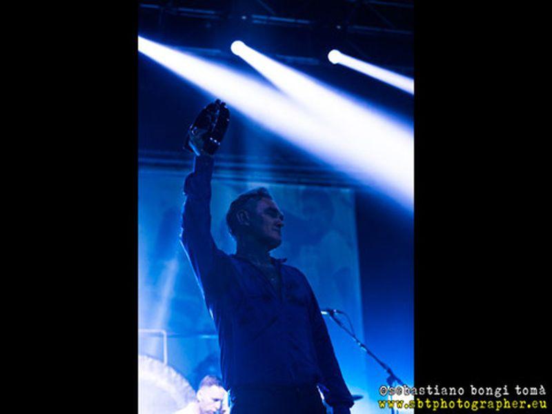 21 ottobre 2014 - ObiHall - Firenze - Morrissey in concerto