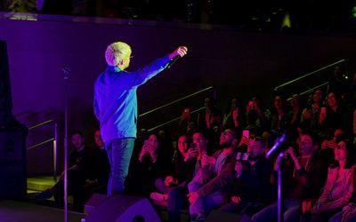 Gazzelle @ Apple Music Live Piazza Liberty, Milano