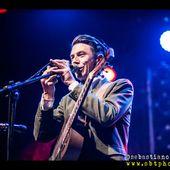17 gennaio 2015 - The Cage Theatre - Livorno - Luke Winslow King in concerto