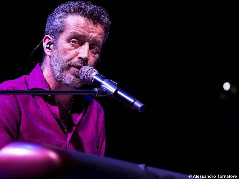 26 agosto 2020 - Etruria Eco Festival - Parco della Legnara - Cerveteri (Rm) - Daniele Silvestri in concerto