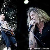 22 giugno 2012 - Gods of Metal 2012 - Arena Concerti Fiera - Rho (Mi) - Sebastian Bach in concerto