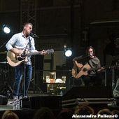 4 settembre 2020 - Piazza della Loggia - Brescia - Francesco Gabbani in concerto