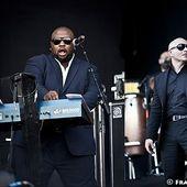 5 luglio 2012 - Heineken Jammin' Festival - Arena Concerti Fiera - Rho (Mi) - Pitbull in concerto