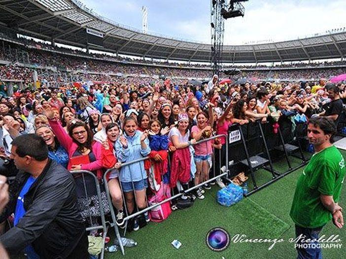 '4500 euro per un biglietto degli One Direction a Verona'