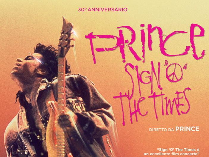 Prince, guarda qui il trailer ufficiale del film concerto 'Sign O' the times' - VIDEO