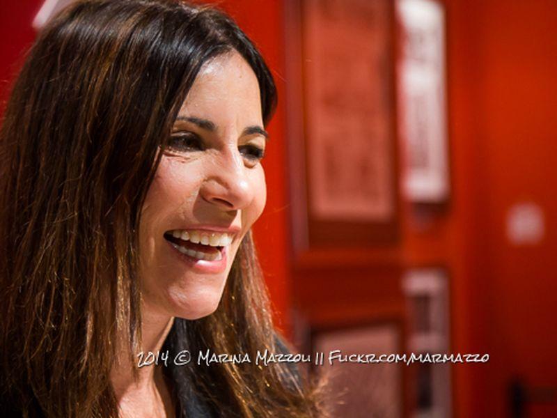 29 ottobre 2014 - LaFeltrinelli - Genova - Incontro con Paola Turci