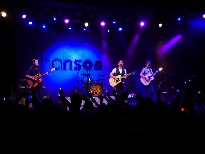 Hanson in concerto al Fabrique di Milano: la recensione