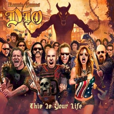 Artisti Vari - RONNIE JAMES DIO - THIS IS YOUR LIFE