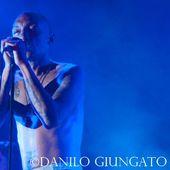 9 Settembre 2011 - Giardini Ex Feriale - Acquaviva (Si) - Tricky in concerto
