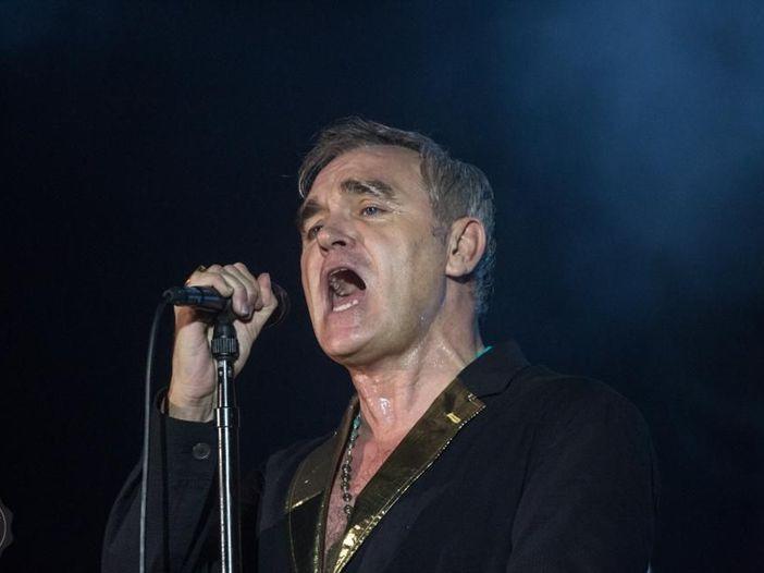 Morrissey attacca i Simpson per averlo preso in giro