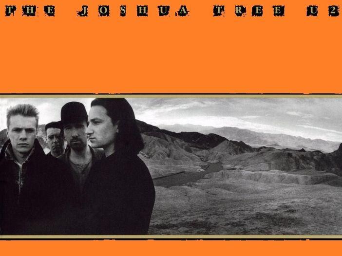 "U2, ""The Joshua Tree"": ""In God's country"""