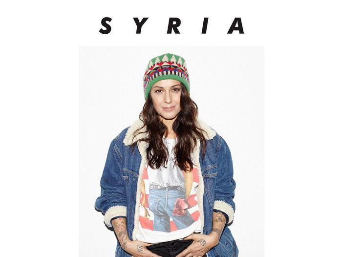 """Syria: esce """"Io+Io"""", anticipato dal singolo """"Lontana da te"""" scritto da Il Cile"""