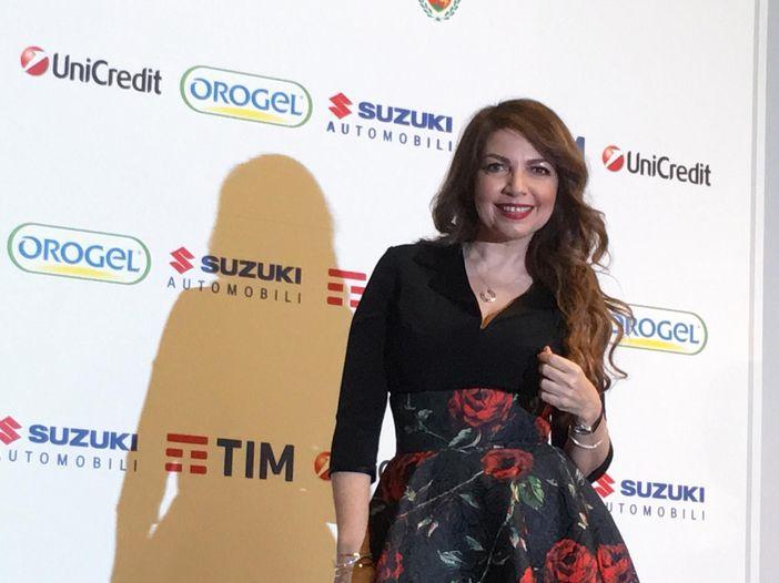 """Sanremo 2016, Cristina D'Avena in sala stampa: """"Emozionata per la mia presenza al festival"""""""