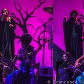 15 luglio 2014 - Ippodromo del Galoppo - Milano - Alessandro Mannarino in concerto
