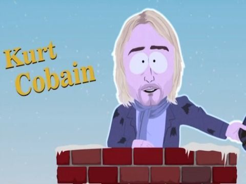 Kurt Cobain in South Park