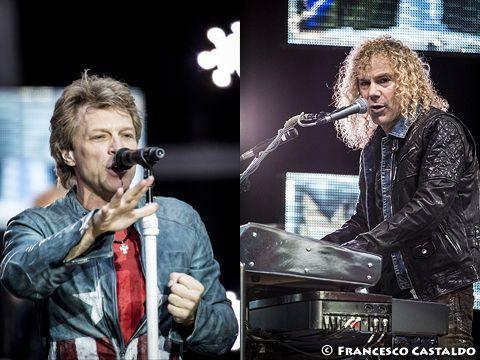 Bon Jovi: 'La reunion alla Rock and Roll Hall of Fame sarà un momento profondo ed emozionante'